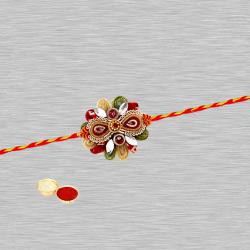 Beauteous Rakhi