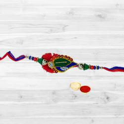 Splendid One Muticoloured Rakhi