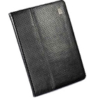 Faux Leather Ipad II cover in Black from Vaunt