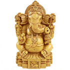 Send Sandalwood Lord Ganesha to Belgaum