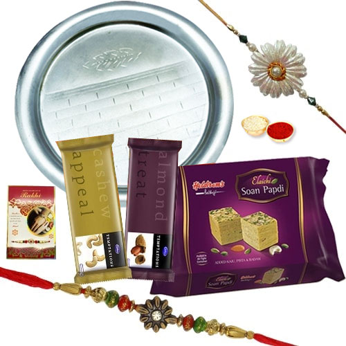 Bewitching Rakhi Package