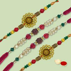 Pretty Exclusive Rakhi Thread with Emotion