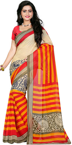 Chic Dani Saree