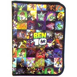 Convenient Zipper File Pack from Ben 10
