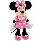 Entrancing Disney Minnie Mouse Soft Toy