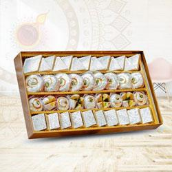 Delectable Assorted Sweets for Pooja
