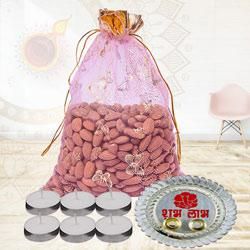 Exquisite Almonds Gift Combo<br>