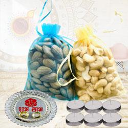 Amusing Mixed Dry Fruits Combo Gift<br><br>