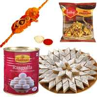 Big Hamper with One or More Rakhi Options