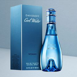 Davidoff Cool Water Woman Deo Spray  100ml