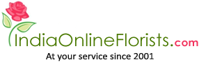 India Online Florists Logo
